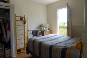 Large sunny 1 BR flat in downtown Dartmouth near ferry