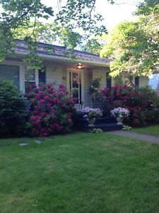 Charming and chic South End Halifax home