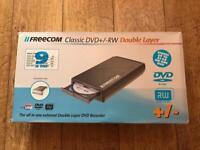 NEW Freedom Classic DVD +/- RW Double Layer