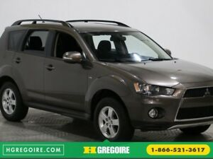 2013 Mitsubishi Outlander LS 4WD 7PASSAGERS AUTO A/C MAGS
