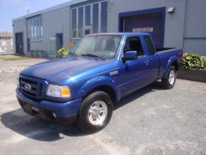 2010 Ford Ranger 4.0 5speed Pickup Truck super cab