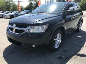 2010 Dodge Journey R/T AWD, LEATHER, ALLOYS , CLEAN CARPROOF