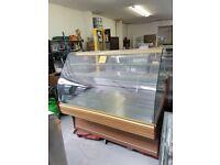 1.5 Metre wide Patisserie Serve Over Display Fridge AST152