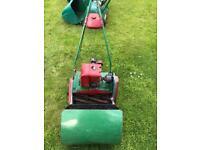 3 qualcast cylinder mower £30