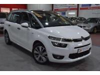 2014 14 CITROEN C4 PICASSO 1.6 GRAND E-HDI AIRDREAM EXCLUSIVE 5D 113 BHP DIESEL