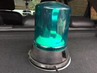 Doctors Medical Ambulance Emergency Rotating Magnetic Lucas Beacon Authorised Buyers Only