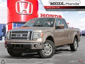 2012 Ford F-150 Lariat 4WD SuperCab PST Paid