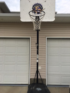 Portable Basketball stand and backboard