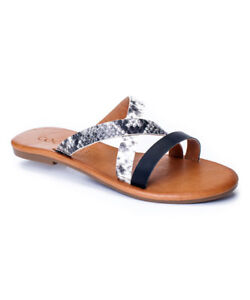 Leather Sandals - brand New in Box