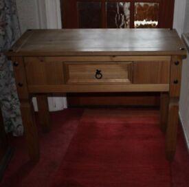 Corona Hall Table.