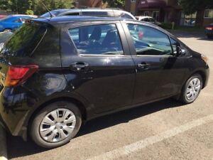 Transfert de location Toyota YARIS LE 2015