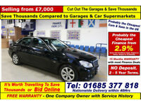 2011 - 61 - MERCEDES C220 SE ED 2.2CDI 125 BLUE EFFICIENCY 4 DOOR SALOON (GUIDE