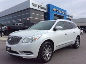 2017 Buick Enclave   AWD   Sunroof   7 Seater