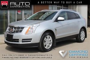 2010 Cadillac SRX4 Luxury AWD ** ACCIDENT FREE ** IMMACULATE **