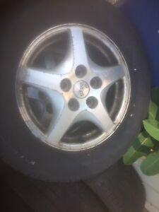 215 6515 rims and tires