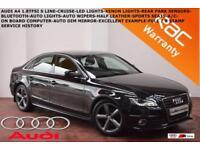 2010 Audi A4 1.8T FSI (160PS) S Line
