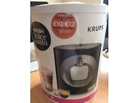 NESCAFE Dolce Gusto Oblo Manual Coffee Machine- Black