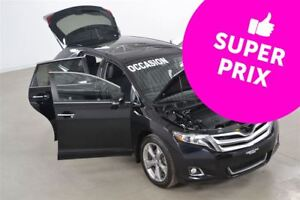 2015 Toyota Venza Limited V6 AWD GPS+JBL+Cuir+Toit Panoramique