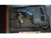 Bosch hammer drill breaker