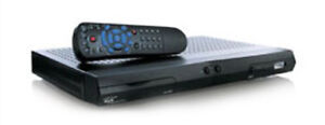 TWO BELL SATELLITE RECEIVERS