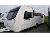 Sterling Eccles Jewel touring 4 berth Caravan