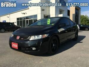 2009 Honda Civic Coupe Si
