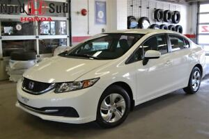 2014 Honda Civic LX**A/C**BLUETOOTH