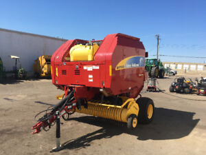 New Holland BR7060 Silage Baler with Knives
