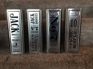 Tins and Signs - Man Cave