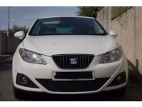 SEAT Ibiza 1.2tsi Sportrider, Ecomotive, 2012 One owner from new.
