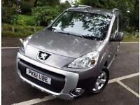 2011 Peugeot Partner Tepee 1.6 HDi 112 Outdoor 5 door Diesel Estate
