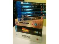 Blu Ray Sci Fi Collection GREAT DEAL HERE!