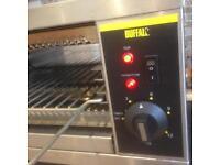 Buffalo p105 salamander grill