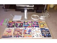 Nintendo Wii BUNDLE - used