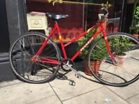 Custom Peugeot ladies bike bicycle, can be used as single speed or fixgear fixed gear