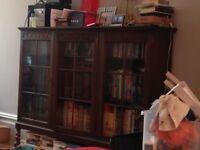 UNIQUE Antique Bookcase