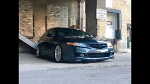 SAFETIED 2008 TSX