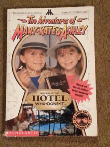 The Adventures of Mary Kate & Ashley