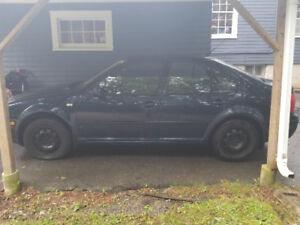 2002 Volkswagen Jetta $1400