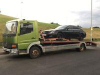 24/7 ROAD RECOVERY BREAKDOWN SERVICE - VANS CARS ETC