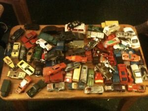 Hot Wheels Lesney & more. All my toy cars I saved.
