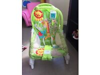 Fisher Price Baby/Toddler Rocker/Chair