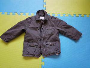Boys size 4t spring jacket