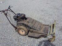 Lawnmower / mower / hayter