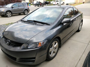 2009 Honda Civic LX SR Coupe (2 door) - Great Cond., Orig Owner