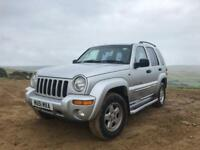 Jeep Cherokee 2.5 diesel limited edition