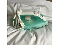 Immaculate Bosch Sensixx B1 white / green