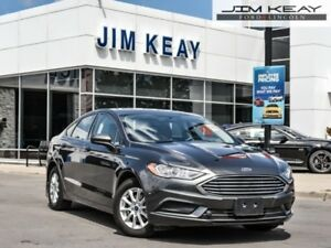 2017 Ford Fusion S  - Bluetooth -  SYNC - $72.34 /Week - Low Mil