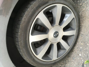Looking for 225/45 R 18 tires