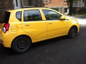 2009 Chevrolet Aveo Autre
